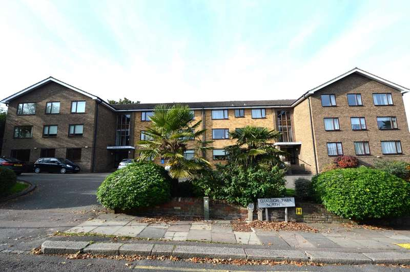 2 Bedrooms Apartment Flat for sale in Oakleigh Park North, London
