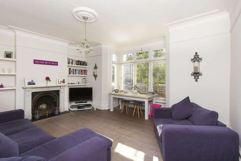 2 Bedrooms Flat for sale in Weston Park, N8