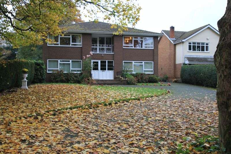 2 Bedrooms Flat for sale in New Penkridge Road, Cannock, WS11