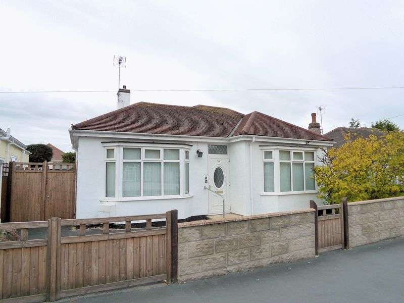 2 Bedrooms Detached Bungalow for sale in St. Margarets Drive, Rhyl