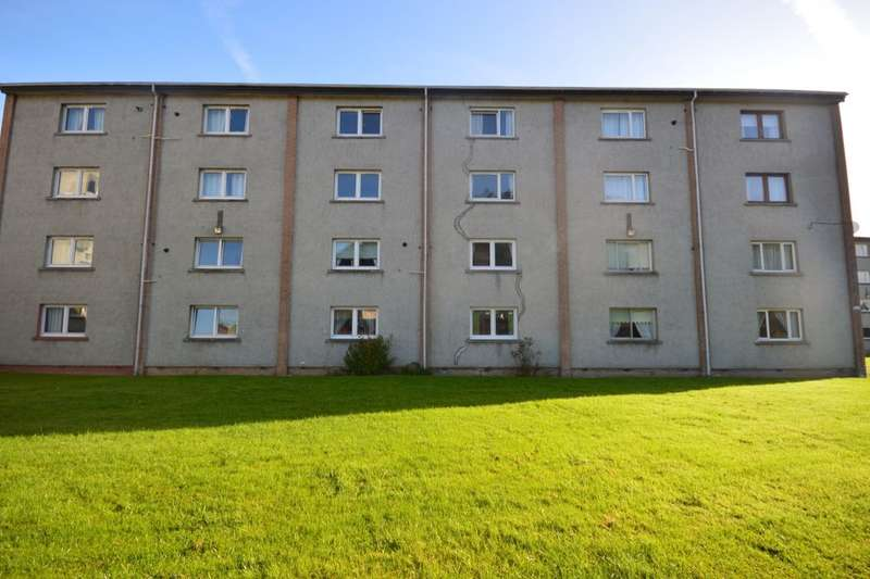 2 Bedrooms Flat for sale in Bruce Avenue, Inverness, IV3