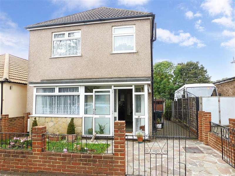 3 Bedrooms Detached House for sale in York Road, Dartford, Kent