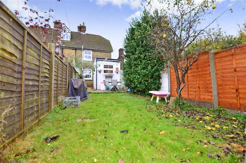 3 Bedrooms End Of Terrace House for sale in Heath Road, Coxheath, Maidstone, Kent