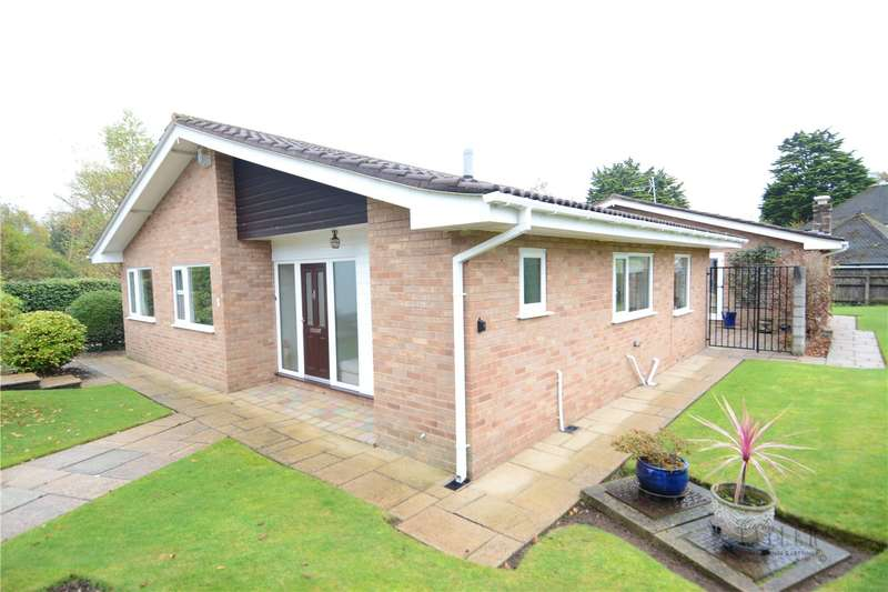 4 Bedrooms Detached Bungalow for sale in Delamores Acre, Willaston, South Wirral