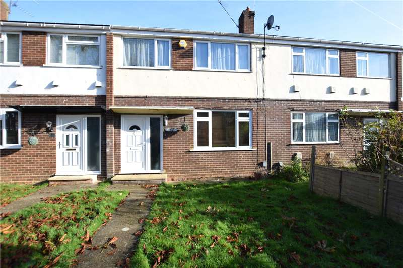 3 Bedrooms Terraced House for sale in Cheyne Way, Farnborough, Hampshire, GU14