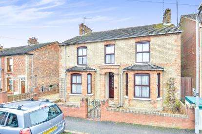 4 Bedrooms Detached House for sale in Napier Street, Bletchley, Milton Keynes, Buckinghamshire