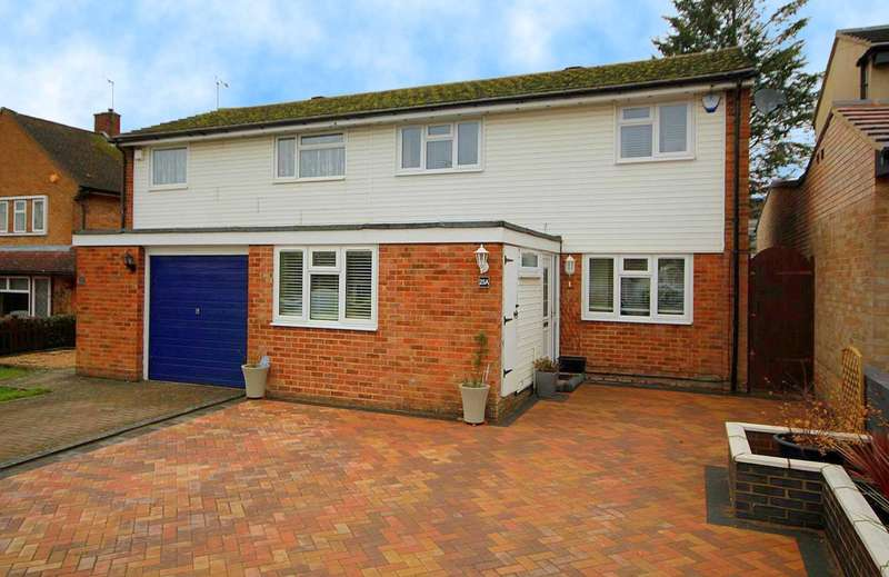 3 Bedrooms Semi Detached House for sale in 3 BED SEMI IN Ellingham Road, ADEYFIELD