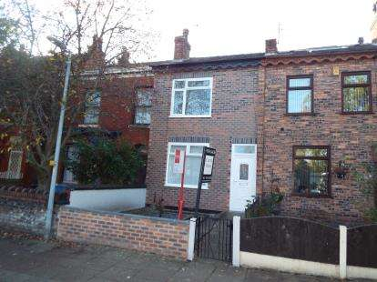 2 Bedrooms End Of Terrace House for sale in Franklin Street, Eccles, Manchester, Greater Manchester