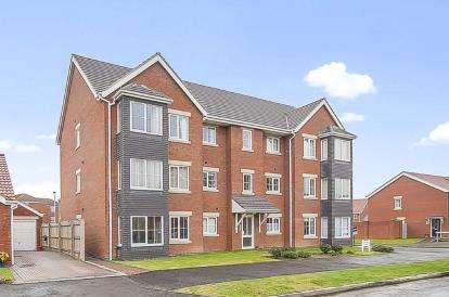 2 Bedrooms Flat for sale in Cranwell House, Belton Park Road, Skegness, England