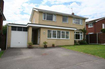 4 Bedrooms Detached House for sale in Swanwick, Southampton, Hampshire
