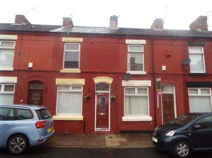 2 Bedrooms Terraced House for sale in St. Ives Grove, Liverpool, Merseyside, L13