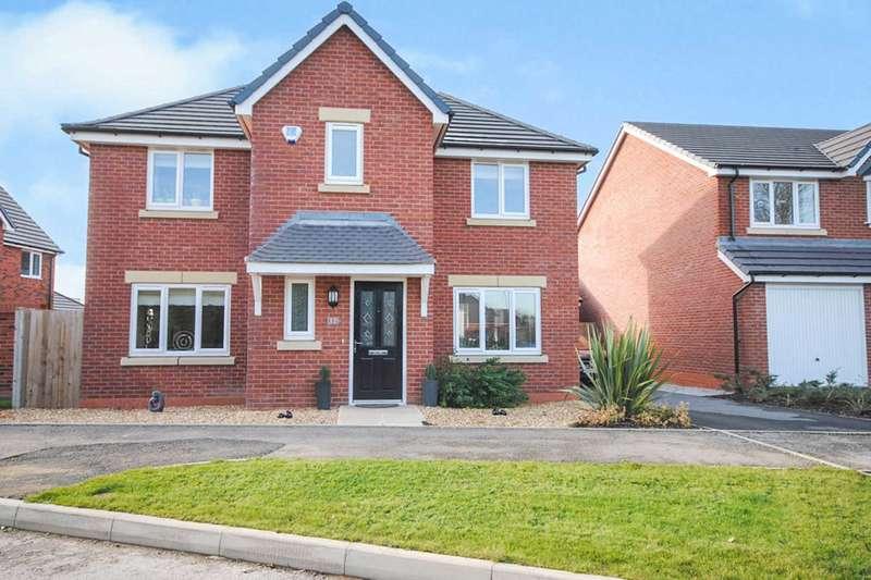 4 Bedrooms Detached House for sale in Duckworth Avenue, Wrea Green