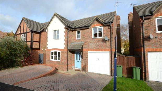 4 Bedrooms Detached House for sale in Huson Road, Warfield