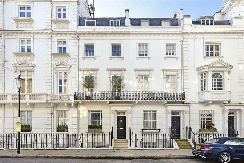 4 Bedrooms Property for sale in Ovington Square, London