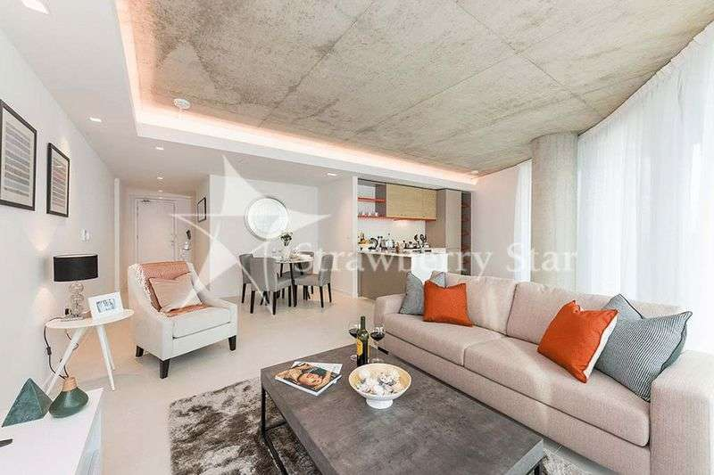 2 Bedrooms Flat for sale in Hoola, London E16