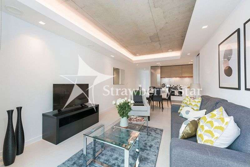 1 Bedroom Flat for sale in Hoola, London Tidal Basin Road, E16