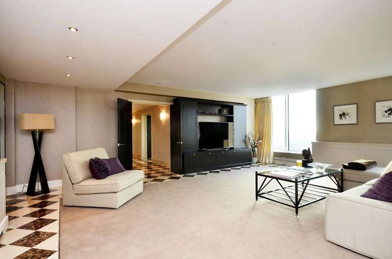 3 Bedrooms Penthouse Flat for rent in Marylebone Road, Marylebone, NW1