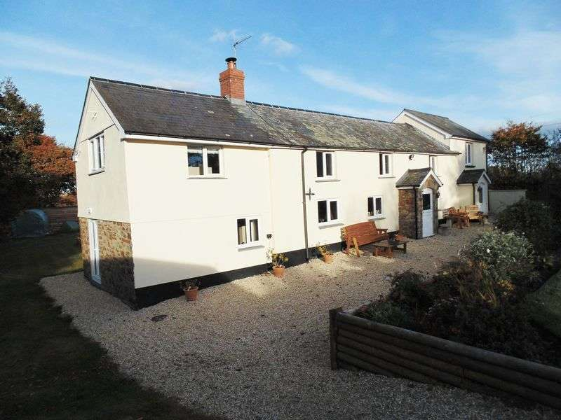 4 Bedrooms Detached House for sale in Halwill, Ashwater