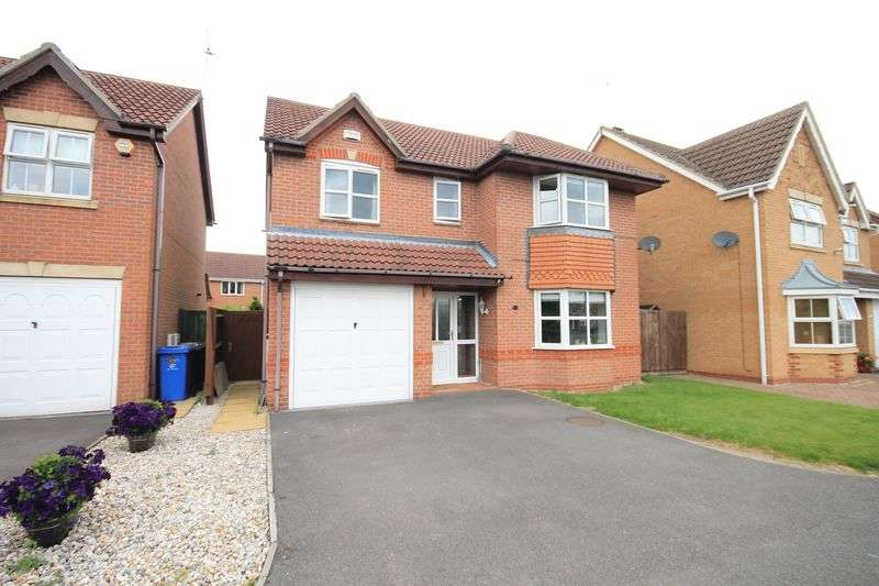 4 Bedrooms Detached House for sale in CALLOW HILL WAY, LITTLEOVER