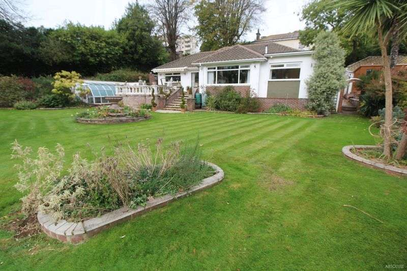 3 Bedrooms Detached Bungalow for sale in Old Torwood Road, Torquay