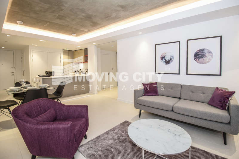 1 Bedroom Flat for sale in Hoola (East Tower), Royal Victoria Docks, Docklands