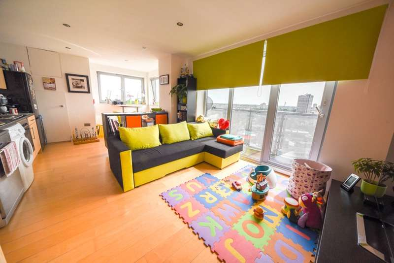 1 Bedroom Flat for sale in Navigation Street, Leicester, Leicestershire, LE1