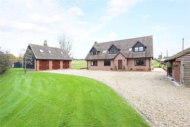 4 Bedrooms Detached House for sale in Hayes Lane, Slinfold, Horsham, West Sussex, RH13