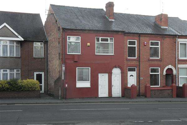 3 Bedrooms Detached House for sale in Loscoe Road, Heanor