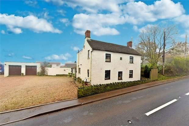 5 Bedrooms Detached House for sale in Prestleigh, Shepton Mallet, Somerset