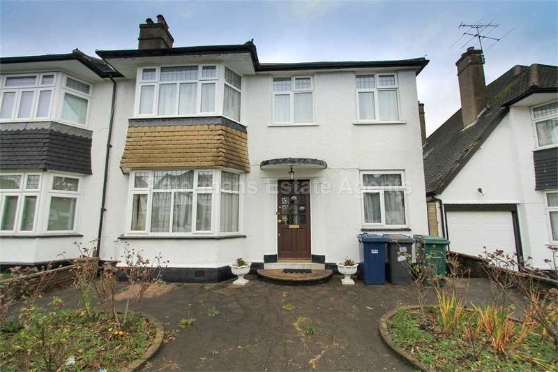 3 Bedrooms Semi Detached House for sale in Green Lane, Edgware, HA8