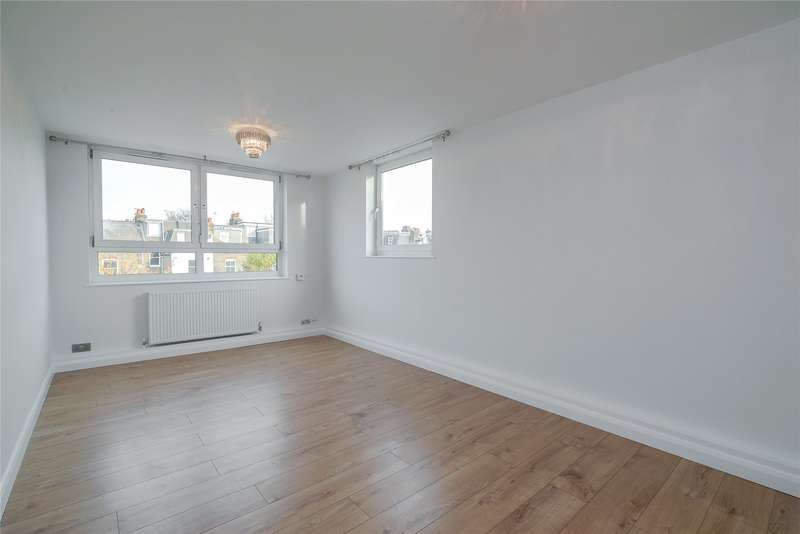 1 Bedroom Flat for sale in Kingham Close, London, SW18