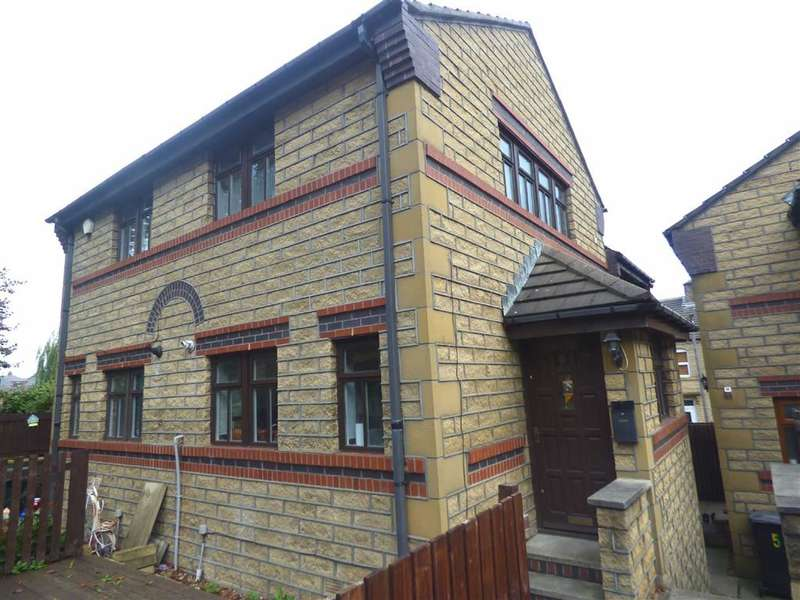 2 Bedrooms Property for sale in Redwood Grove, Moldgreen, HUDDERSFIELD, West Yorkshire, HD5