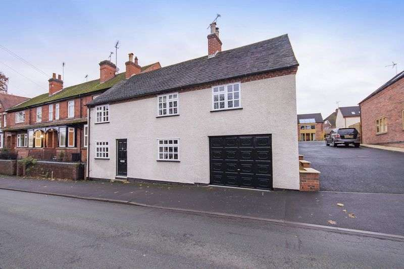 4 Bedrooms Cottage House for sale in FISHPOND LANE, TUTBURY