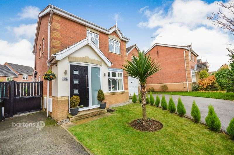 3 Bedrooms Detached House for sale in Discovery Way, Maltby, Rotherham