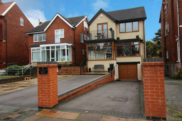 4 Bedrooms Detached House for sale in Avondale Road North, Southport, Merseyside, PR9 0NF