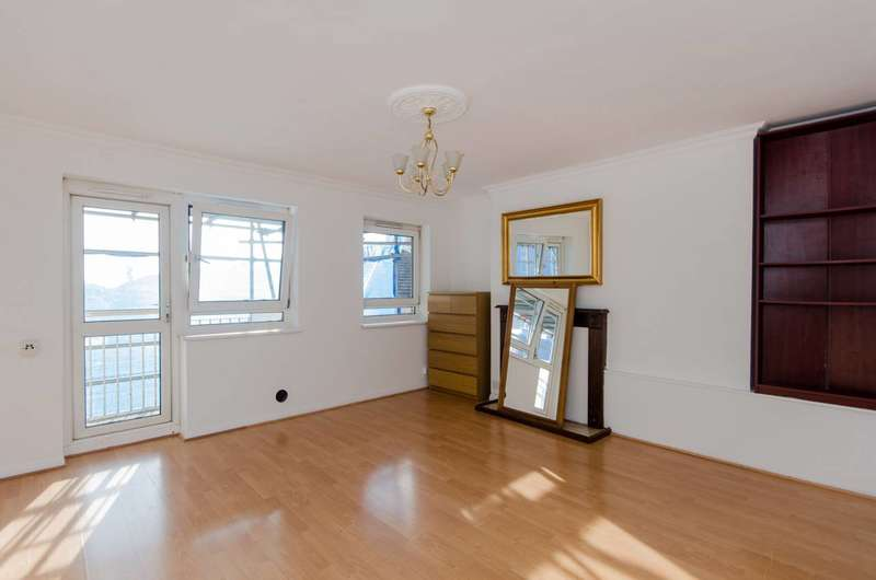 3 Bedrooms Flat for sale in Stafford Cripps House, Fulham, SW6