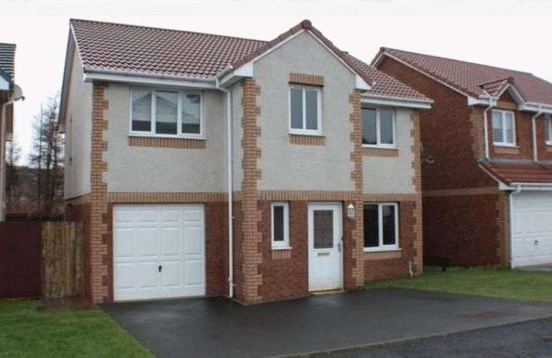 4 Bedrooms Detached House for sale in Allison Gardens, EH48 3AZ