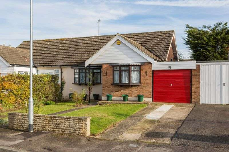 2 Bedrooms Semi Detached Bungalow for sale in Marylands Avenue, Hockley