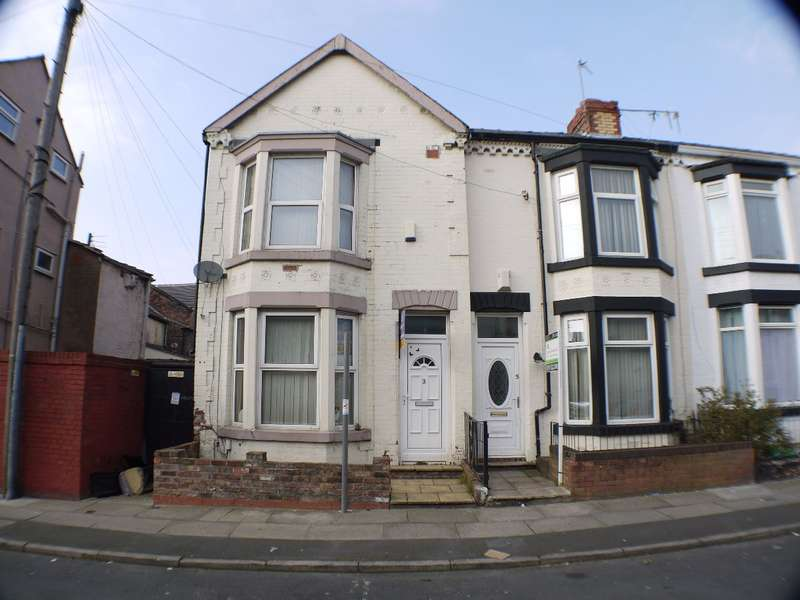 3 Bedrooms Terraced House for sale in Hero Street, Liverpool, L20 2HA