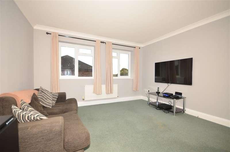 1 Bedroom Maisonette Flat for sale in Featherstone, Blindley Heath, Lingfield, Surrey