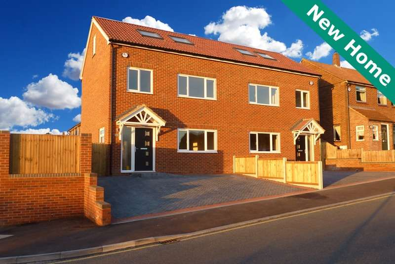3 Bedrooms Semi Detached House for sale in Spring Lane, Canterbury, Kent, CT1