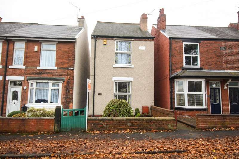 2 Bedrooms Detached House for sale in Ashgate Road, Chesterfield