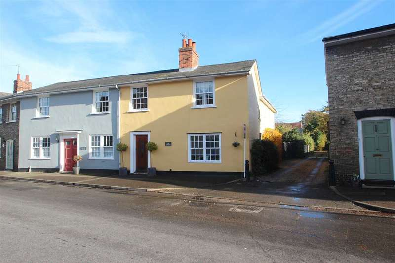 5 Bedrooms Semi Detached House for sale in The Giffords, Lower Street, Stratford St. Mary, Colchester