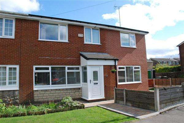 5 Bedrooms Semi Detached House for sale in Stonehill Road, Rochdale