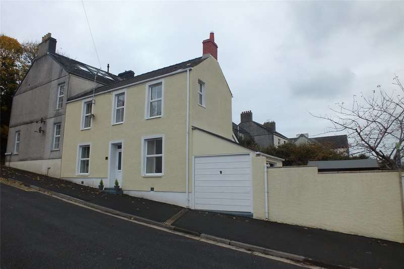 3 Bedrooms Semi Detached House for sale in Market Street, Pembroke Dock, Pembrokeshire
