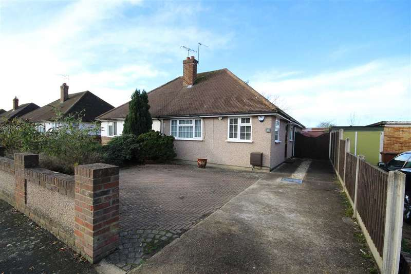 2 Bedrooms Bungalow for sale in Highwood Avenue, Bushey, WD23