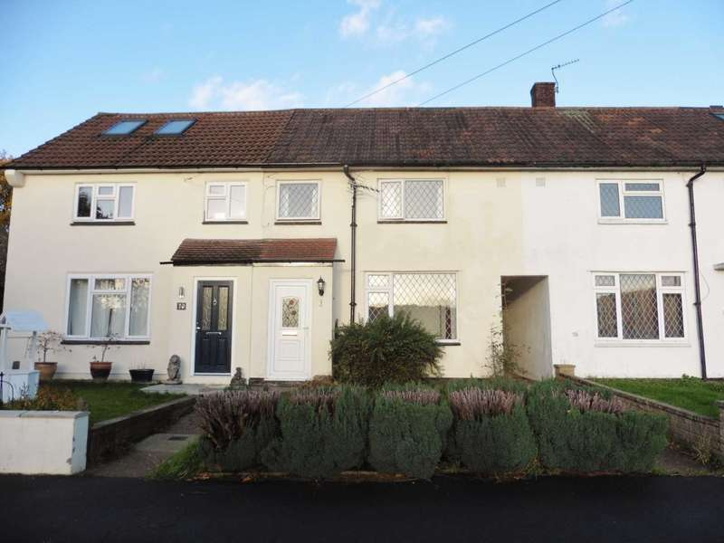3 Bedrooms Terraced House for sale in Frinton Close, South Oxhey