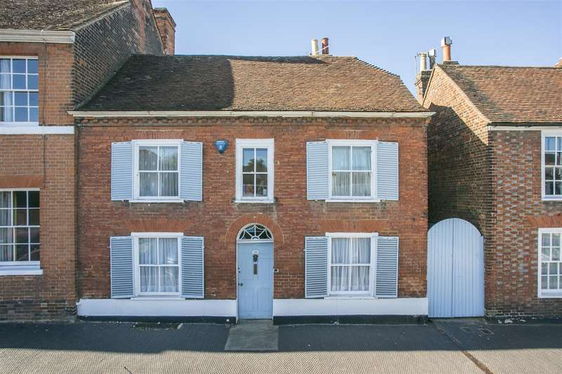 5 Bedrooms End Of Terrace House for sale in High Street, West Malling