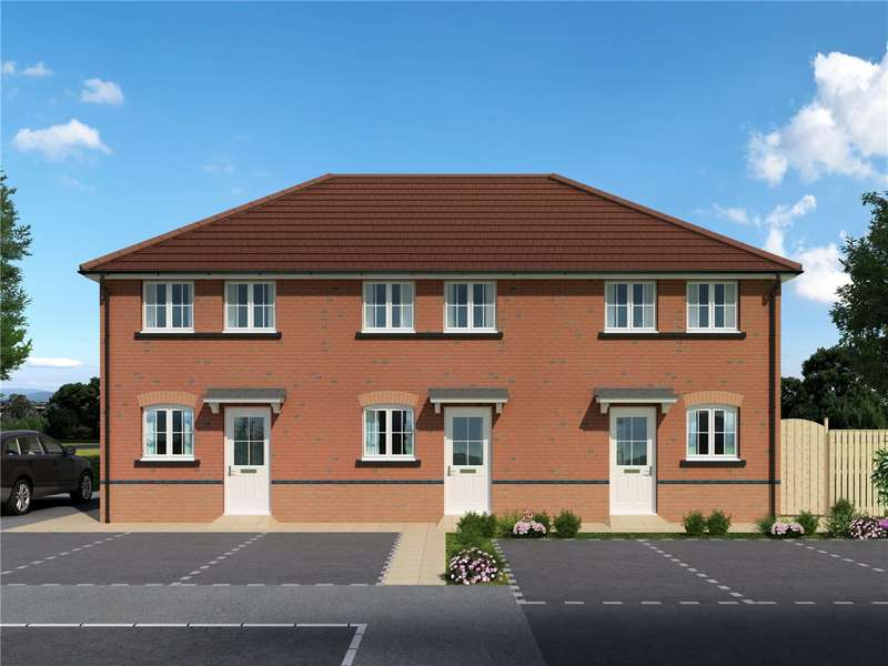 2 Bedrooms House for sale in The Wickets, Bottesford, Nottingham, Leicestershire, NG13