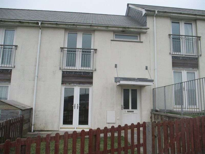 2 Bedrooms Terraced House for sale in Hendra Heights, St. Austell